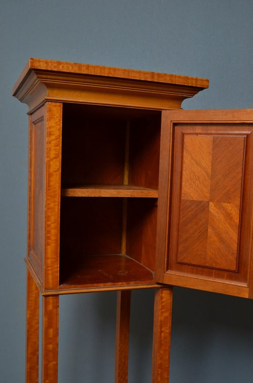 Edawrdian Stand with Cupboard