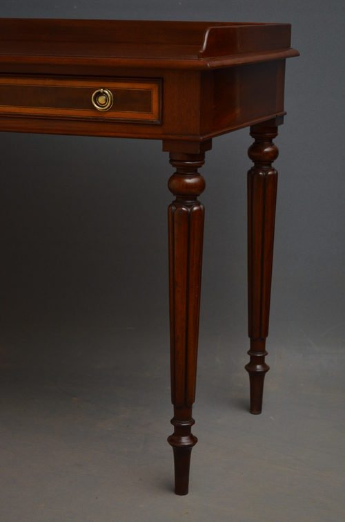 Late Victorian Side Table