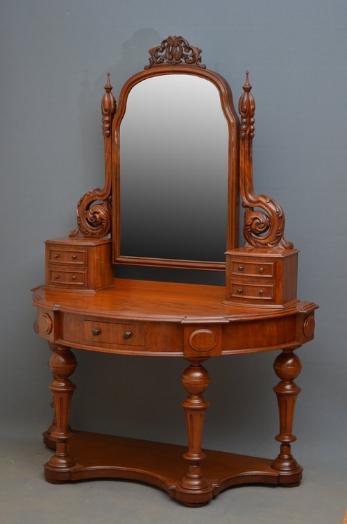 Victorian Mahogany Duchess Stand - Dressing Table