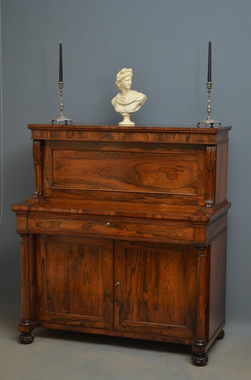 William IV Metamorphic Bureau in Rosewood