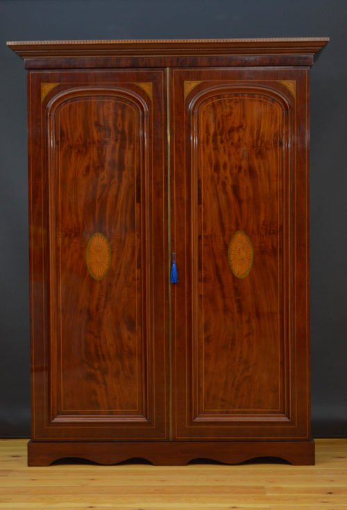 Antique Wardrobes Their Changing Face Throughout History