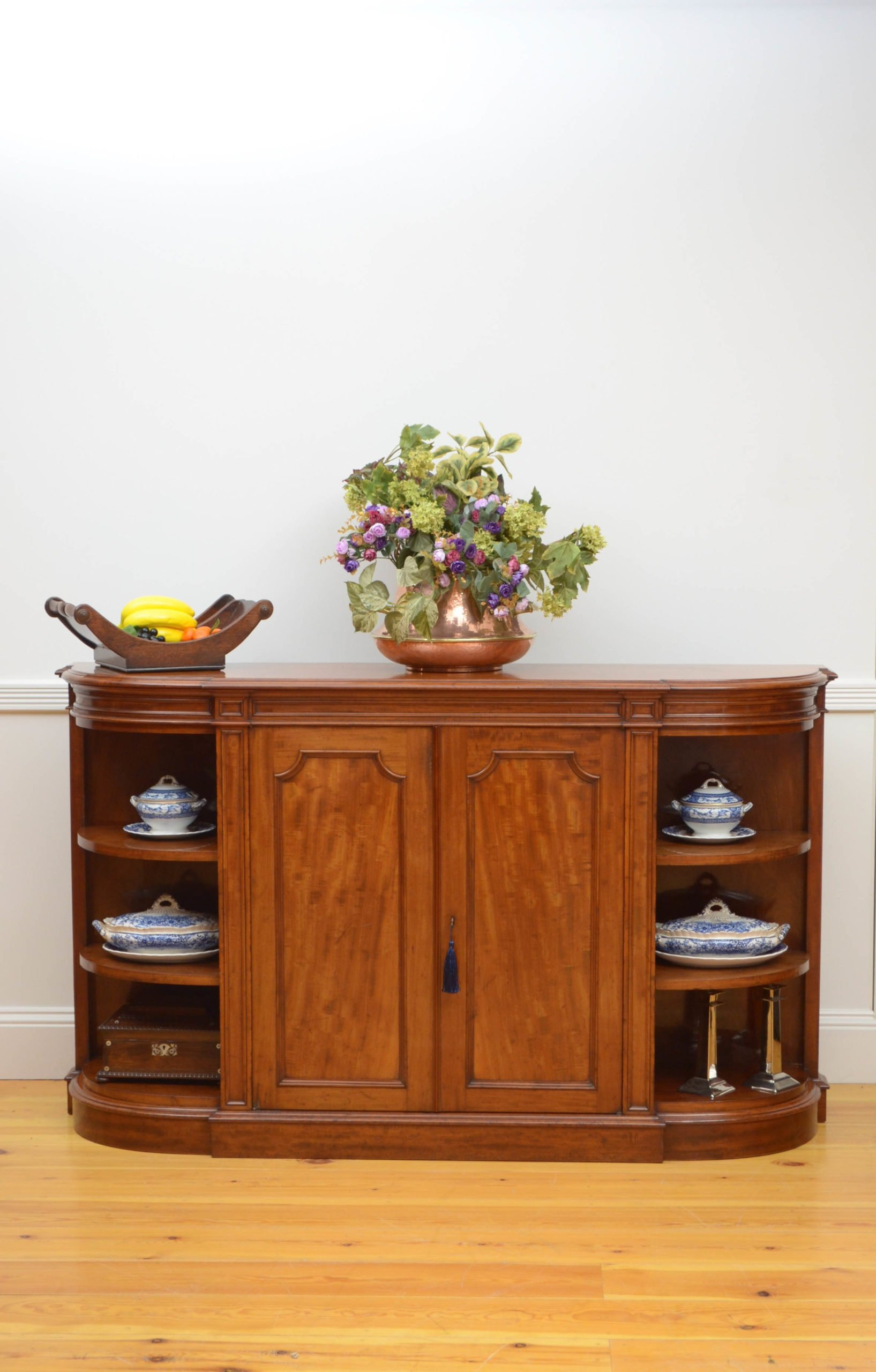 Howard and Sons Mahogany sideboard