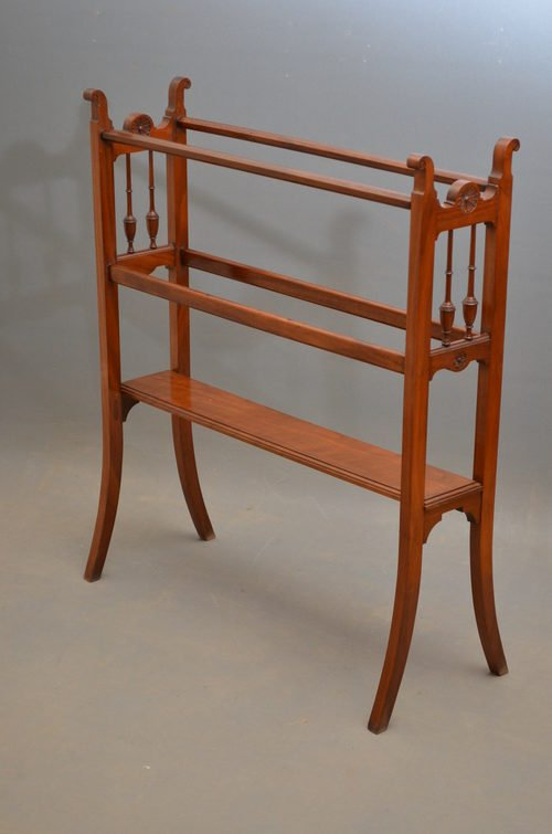 Late Victorian Towel Rail