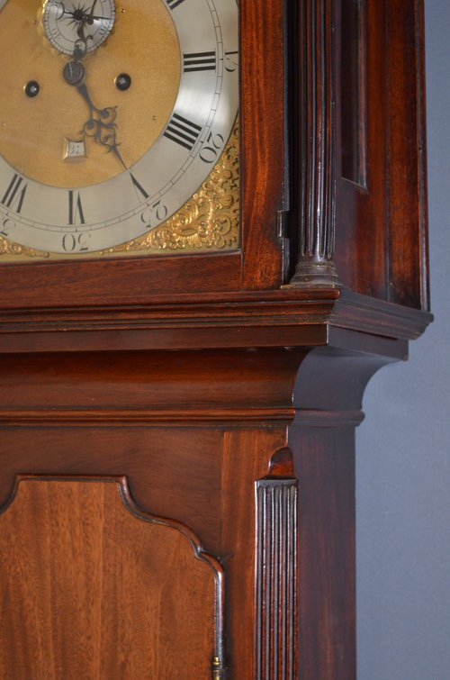 Georgian Longcase Clock